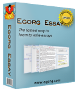 Egorg Essay software